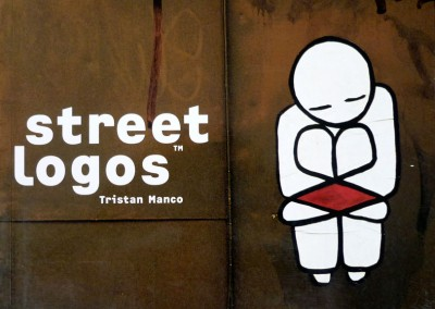 street logos. 2004.