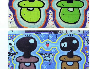 Cute Graffiti. 2012.